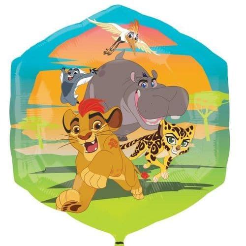 """Disney The Lion Guard SuperShape Foil Ballloon 22"""" x 23"""""""