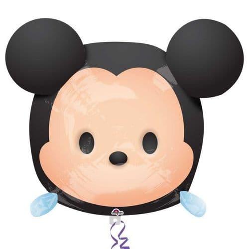 Disney Tsum Tsum Mickey UltraShape Foil Balloon