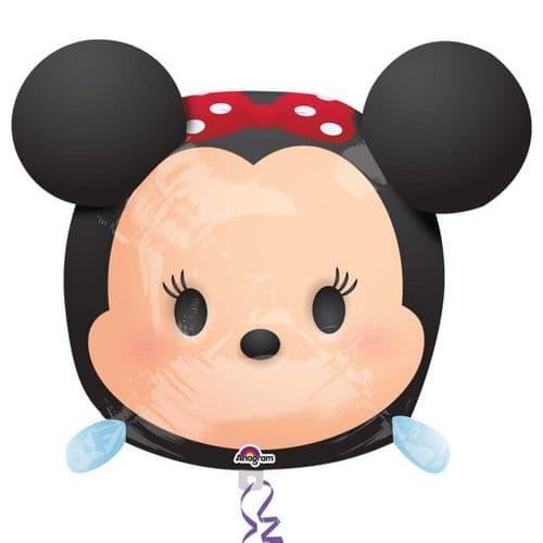 Disney Tsum Tsum Minnie UltraShape Foil Balloon