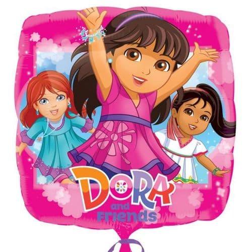 Dora & Friends Standard Foil Balloon