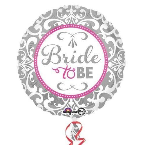Elegant Bride To Be Standard Foil Balloon