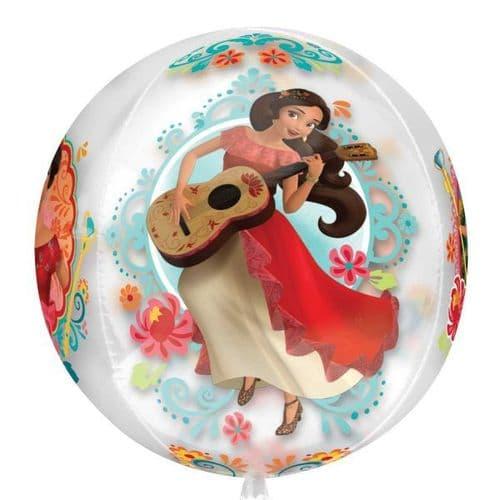 "Elena of Avalor Orbz Foil Balloon 15"" x 16"""