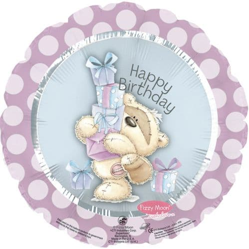 Fizzy Moon Birthday Gifts Foil Balloon