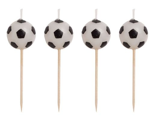 Football Pick Candles
