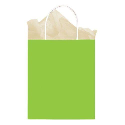 Kiwi GreenMedium Gift Paper Bags
