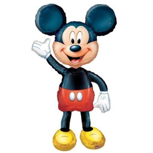 "Mickey AirWalkers Foil Balloon 52"""