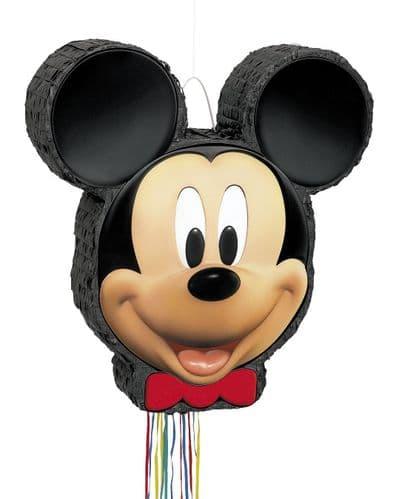 Mickey Mouse Flat Pull Pinata