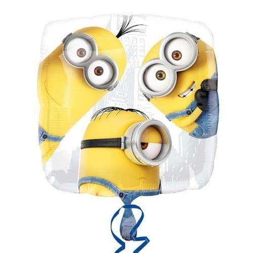 Minions Group Standard Foil Balloon