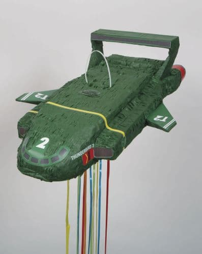 Thunderbirds 3D Pinata