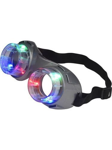 Alien Goggles, Light up