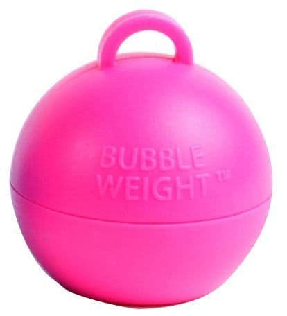 Bubble Balloon Weights Pink