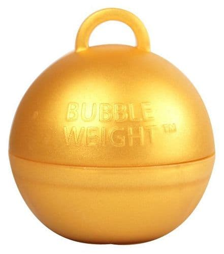 Bubble Balloon Weights Silver