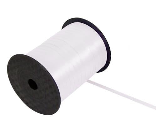 Curling Ribbon White 5mm x 500m