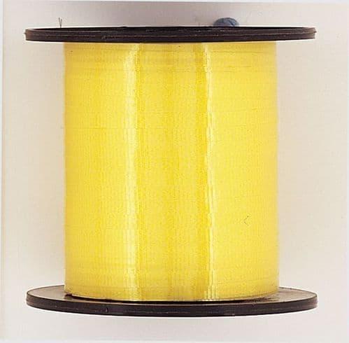 Daffodil Yellow Curling Ribbon 500 Yd