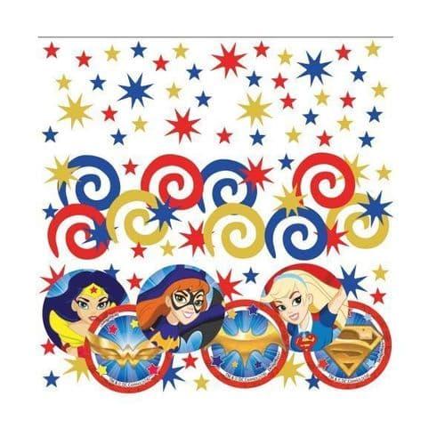 DC Super Hero Girls 3 Pack Confetti