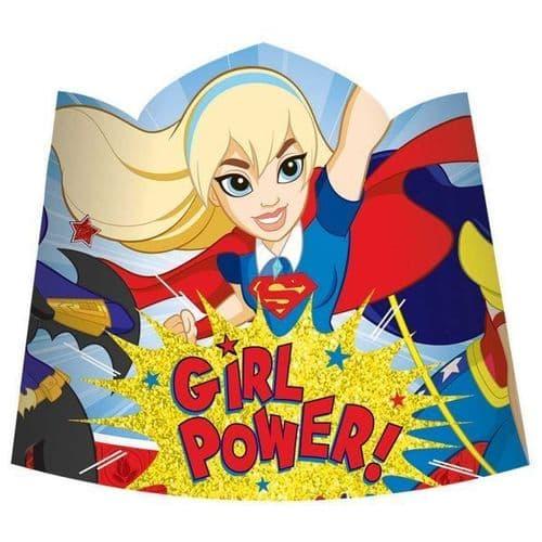 DC Super Hero Girls Tiaras 8's