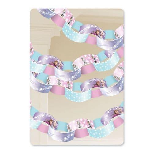 Disney Frozen Paper Chain Garlands 3.9cm 6's