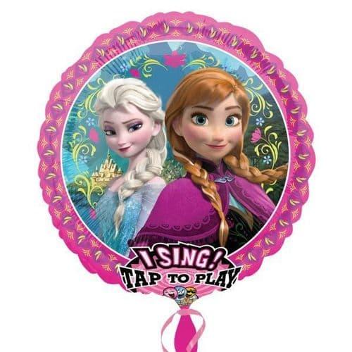 Disney Frozen Sing-A-Tune Foil Balloon