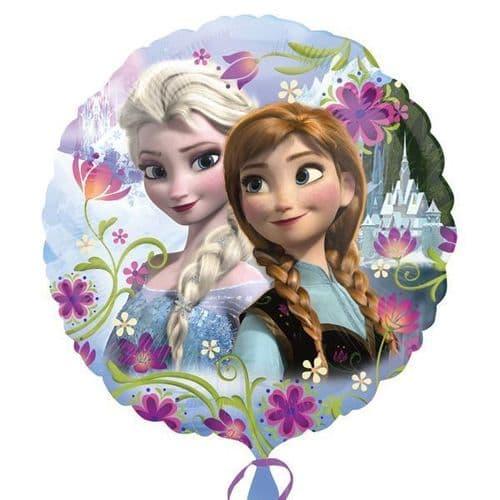 Frozen Anna & Elsa Standard Foil Balloon