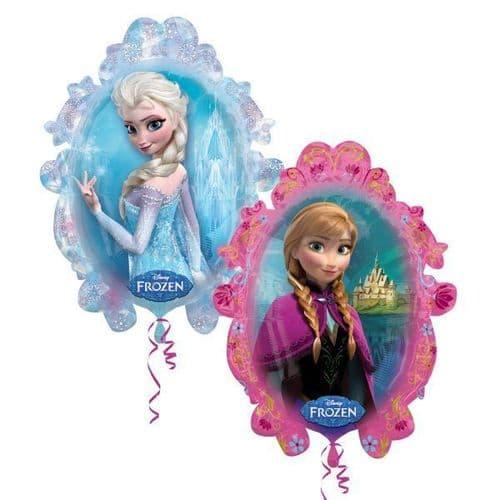 "Frozen SuperShape Foil Balloon 25"" x 31"""