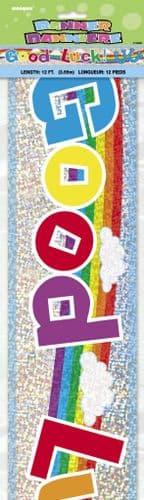Good Luck Prism Banner-12Ft