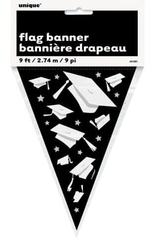 Grad Flag Banner 9Ft