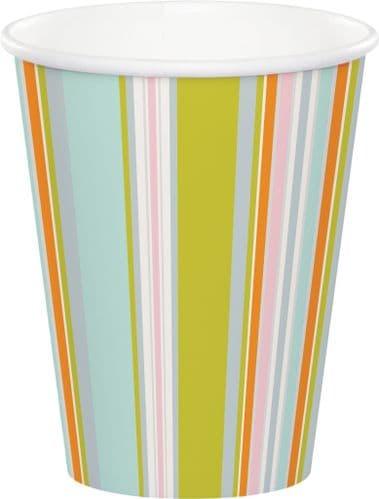 Happi Jungle 8 x 256ml Paper Cups
