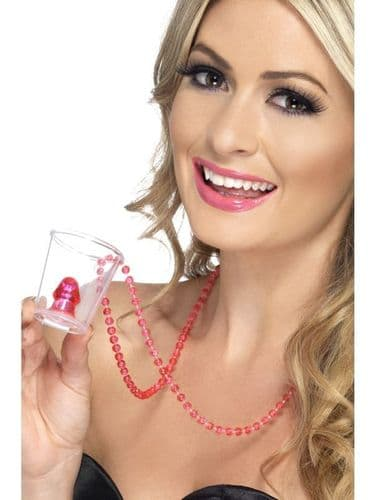 Hen Night Willy Shot Glass