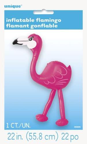 "Inflatable Flamingo 23""H"