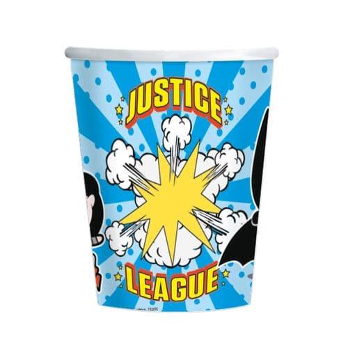 Justice League Paper Cups - Due March 2020