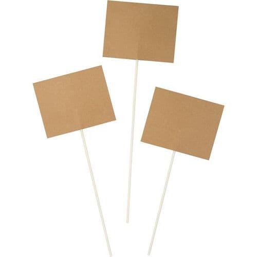 Kraft Centrepiece Sticks