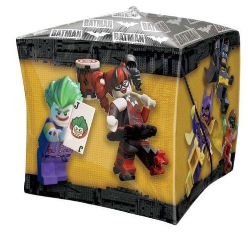 LEGO Batman Cubez Foil Balloon