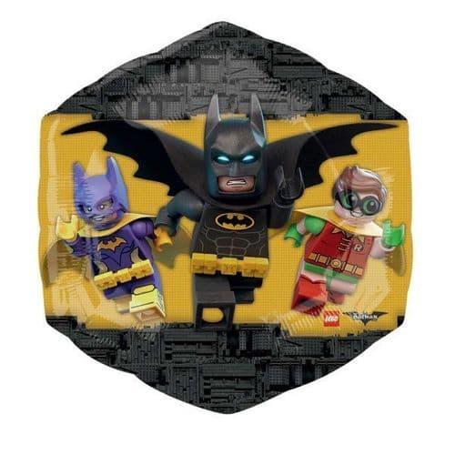 LEGO Batman SuperShape XL Foil Balloons