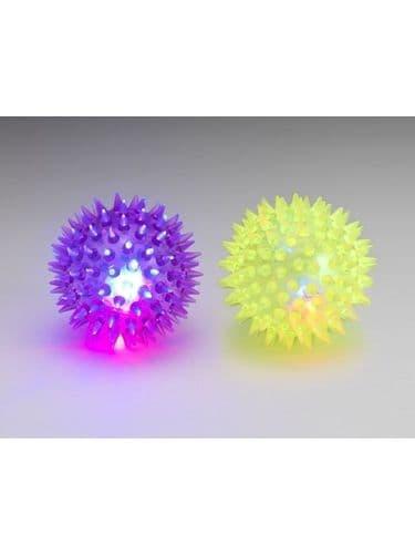 Light Up Fun Ball 6.5cm / 3in