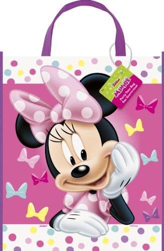 Minnie Bowtique Tote Bag 13X11