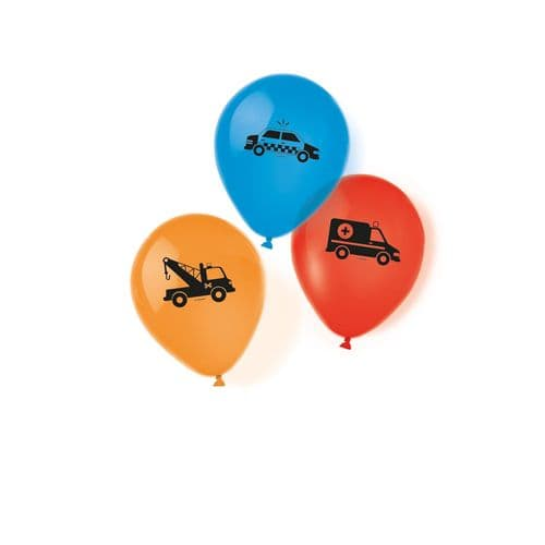 On the Road Latex Balloons COMING SOON