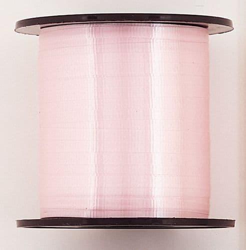 Pastel Pink Curling Ribbn 500 Yds