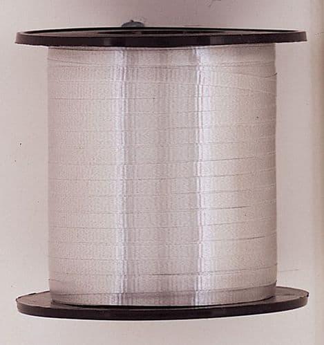 Silver Curling Ribbon 500 Yds