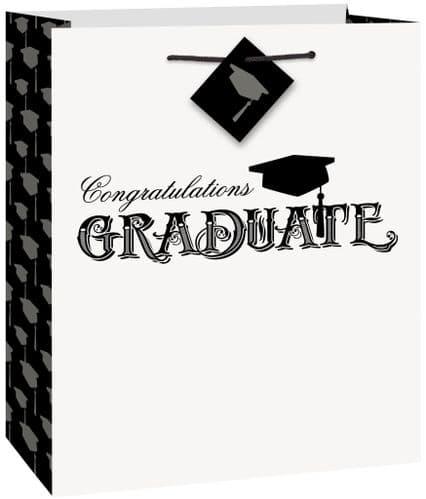 Simply Graduation Gift Bag - Medium
