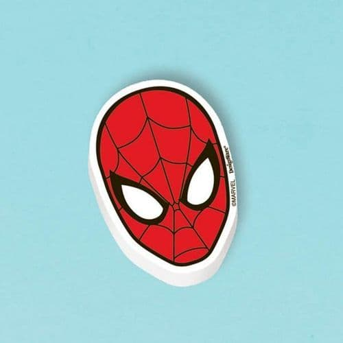 Spider-Man Erasers Value Pack Favor 12's