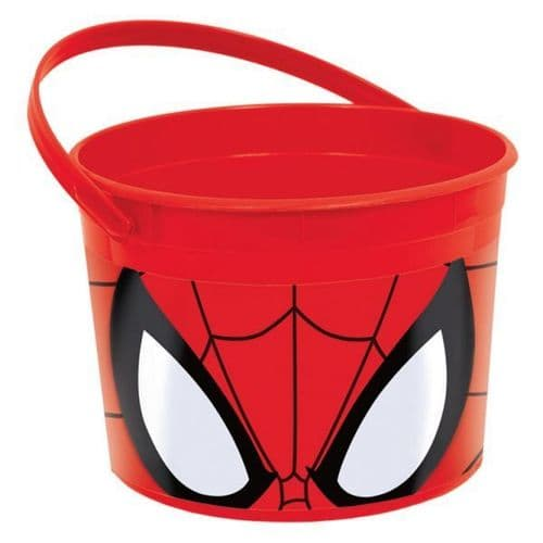 Spider-Man Favor Containers