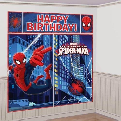 Spider-Man Scene Setters 5's