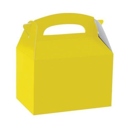 Sunshine Yellow Party Box