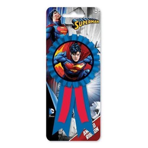 Superman Confetti Pouch Ribbon