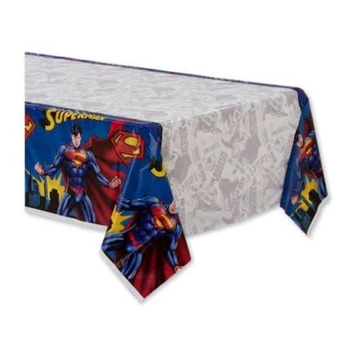 Superman Plastic tablecover