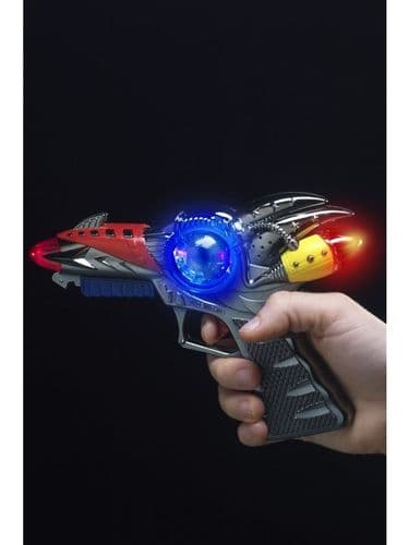 Supersonic Ray Gun