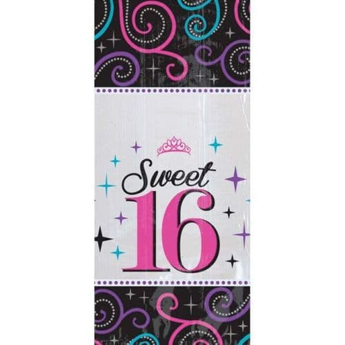 Sweet 16 Small Cello Bags 20 per pack.