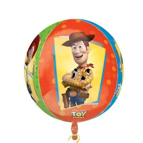 """Toy Story - Orbz Foil balloon - 15"""""""
