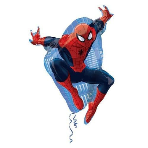 """Ultimate Spider-Man SuperShape Foil Balloon 17"""" x 29"""""""