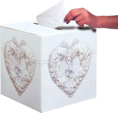 Wedding Accessories Card Box